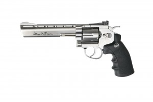 Test Dan Wesson 6 pouces Chrome ASG