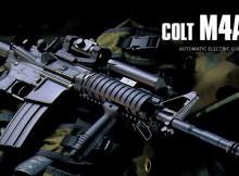 [TEST] Colt m4a1 airsoft Marui