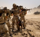 Arme de soutien d'escouade – Machine gun