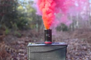 [TEST] Grenades fumigènes pour l'airsoft